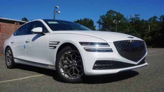 2021 Genesis G80 3.5T for sale in Arlington, MA
