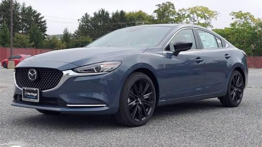 2021 Mazda Mazda6 Carbon Edition for sale in Baltimore, MD