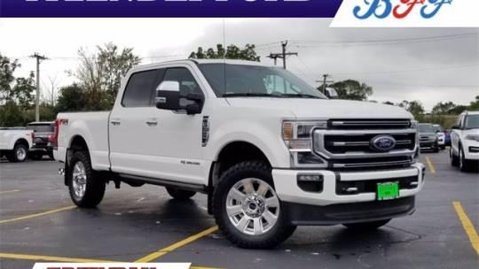 2020 Ford F-350 Platinum for sale in Roselle, IL