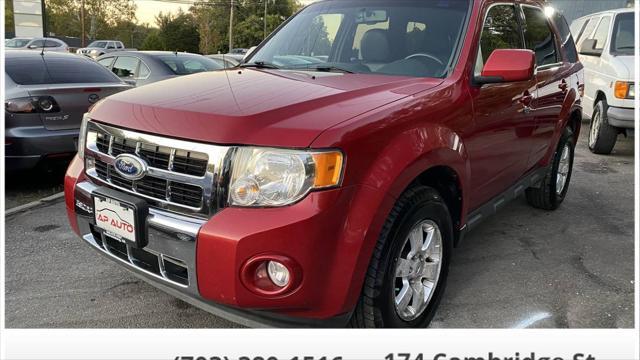2010 Ford Escape Limited for sale in Fredericksburg, VA