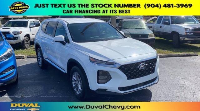 2019 Hyundai Santa Fe SE for sale in Starke, FL