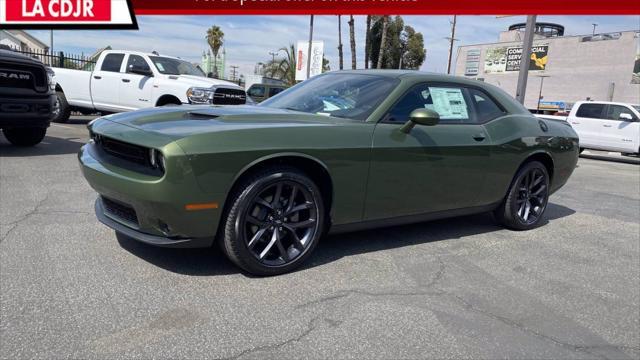 2021 Dodge Challenger SXT for sale in Los Angeles, CA