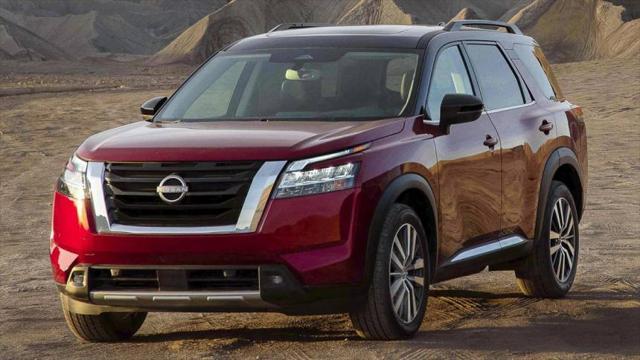 2022 Nissan Pathfinder Platinum for sale in Pompano Beach, FL