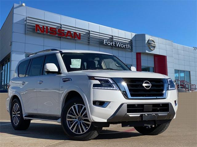 2022 Nissan Armada SL for sale in Fort Worth, TX