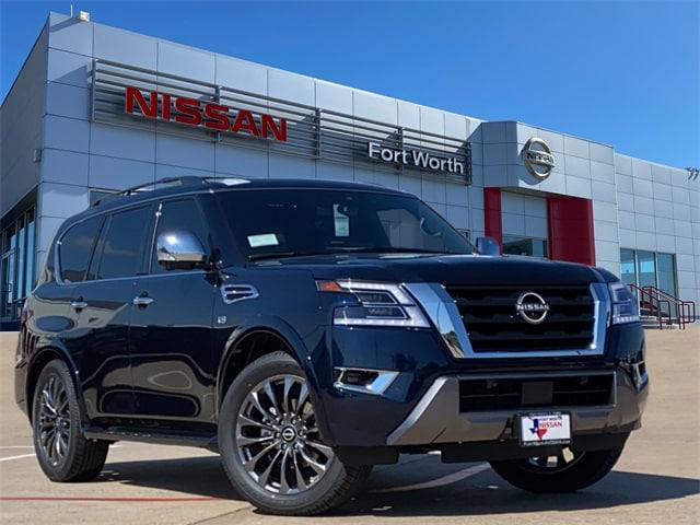 2022 Nissan Armada Platinum for sale in Fort Worth, TX