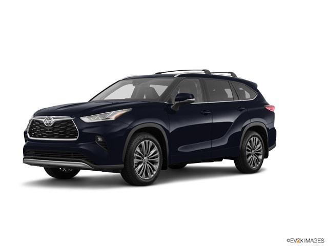 2021 Toyota Highlander Platinum for sale in San Antonio, TX