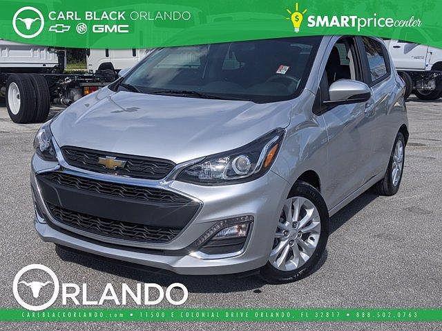 2020 Chevrolet Spark LT for sale in Orlando, FL
