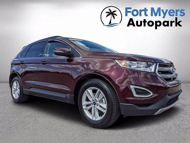 2017 Ford Edge SEL for sale in Fort Myers, FL
