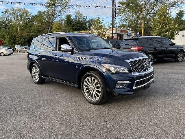 2016 INFINITI QX80 4WD 4dr for sale in Bay Shore, NY
