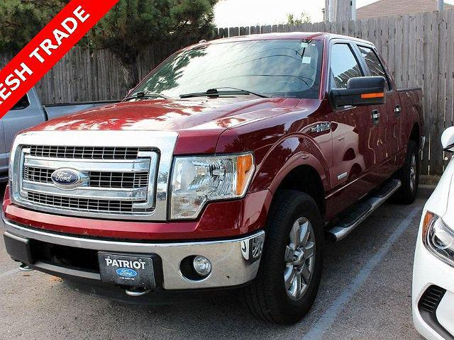 2014 Ford F-150 XLT for sale in Oklahoma City, OK