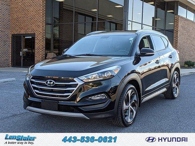 2017 Hyundai Tucson Sport for sale in Owings Mills, MD