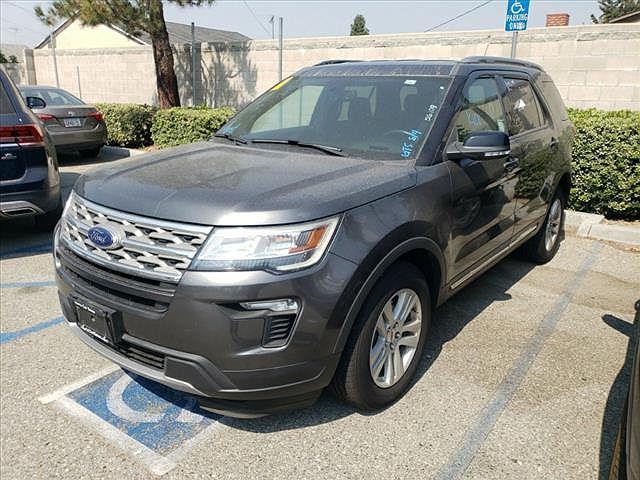 2018 Ford Explorer XLT for sale in Norwalk, CA