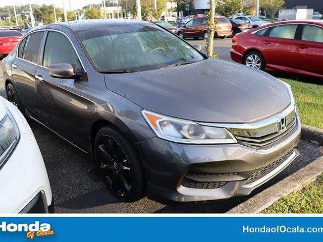2017 Honda Accord Sedan LX for sale in Ocala, FL