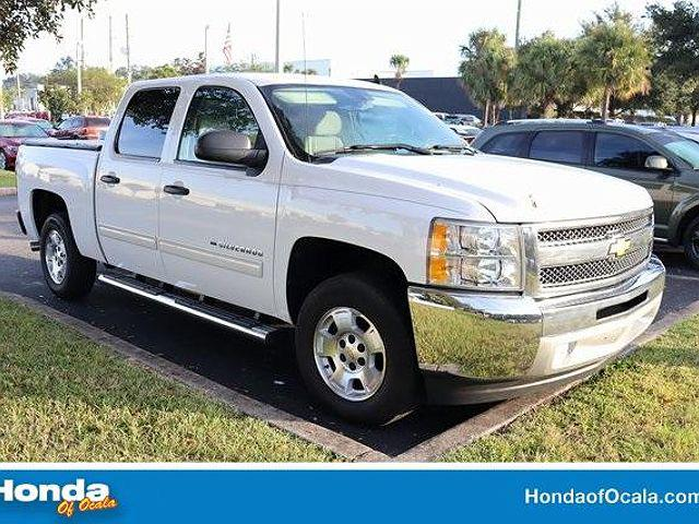 2012 Chevrolet Silverado 1500 Xtra Fuel Economy for sale in Ocala, FL