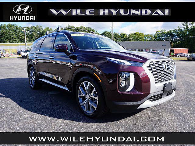 2021 Hyundai Palisade SEL for sale in Columbia, CT
