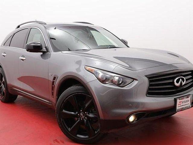 2016 INFINITI QX70 AWD 4dr for sale in Rahway, NJ