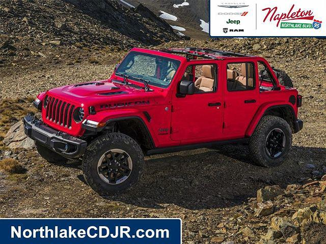 2021 Jeep Wrangler Unlimited Rubicon 392 for sale in Palm Beach Gardens, FL