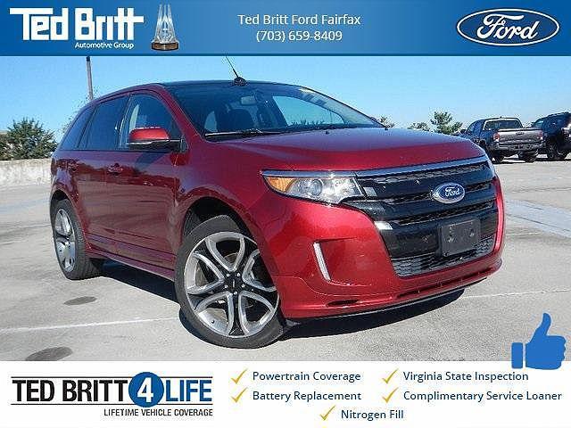 2014 Ford Edge Sport for sale in Fairfax, VA