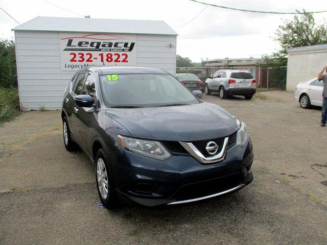 2015 Nissan Rogue S for sale in Topeka, KS