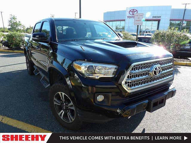2016 Toyota Tacoma TRD Sport for sale in Stafford, VA