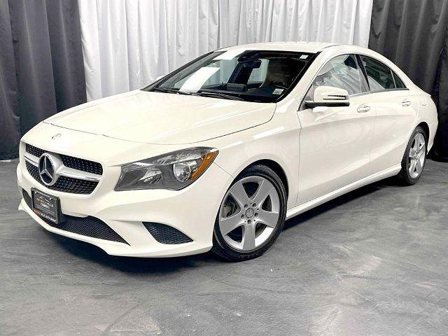 2016 Mercedes-Benz CLA CLA 250 for sale in Elmont, NY