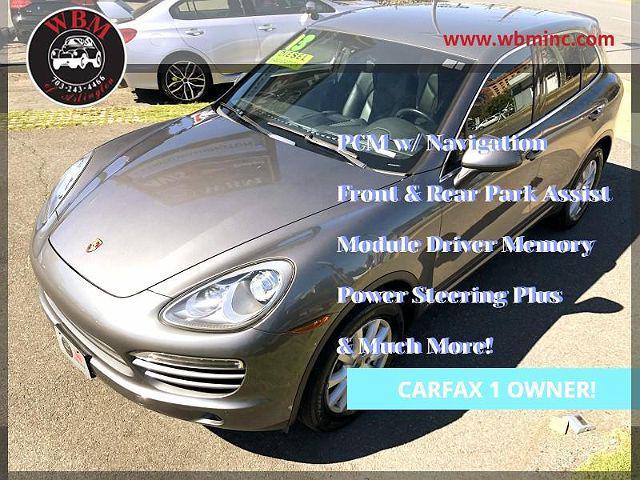 2013 Porsche Cayenne Diesel for sale in Arlington, VA
