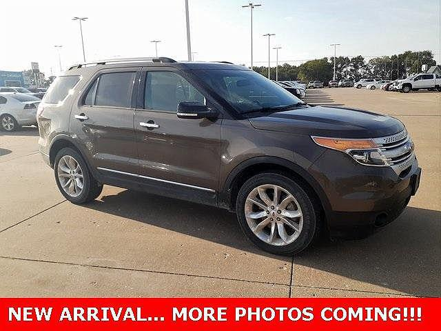 2015 Ford Explorer XLT for sale in Fort Madison, IA