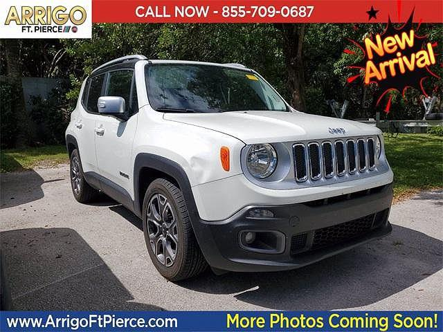 2017 Jeep Renegade Limited for sale in Fort Pierce, FL