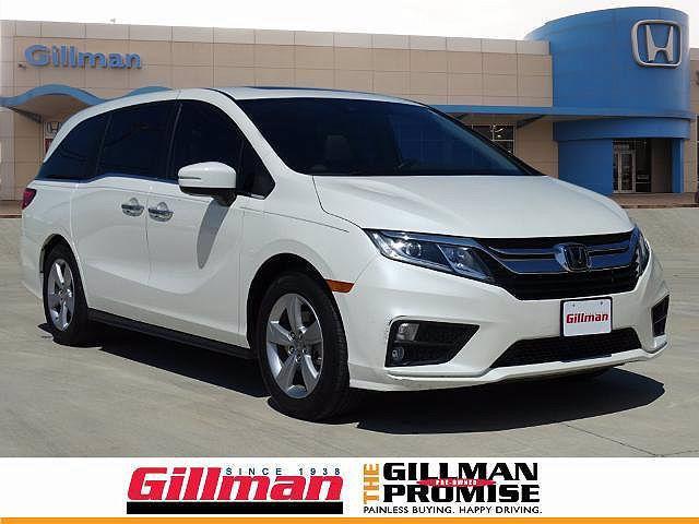 2019 Honda Odyssey EX-L for sale in Selma, TX