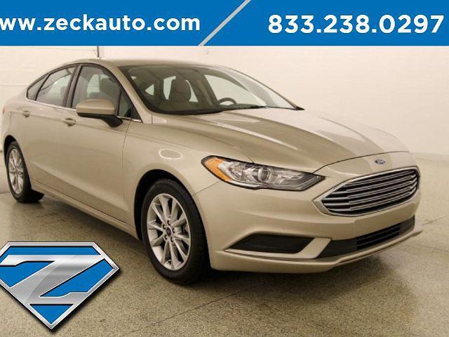 2017 Ford Fusion SE for sale in Leavenworth, KS