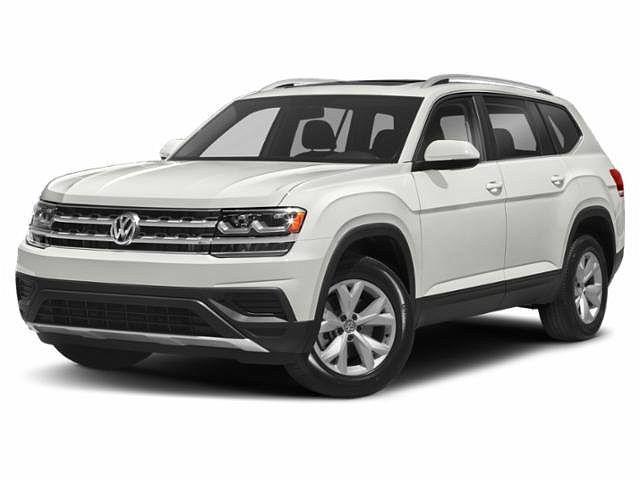 2018 Volkswagen Atlas 2.0T SE w/Technology for sale in Schaumburg, IL