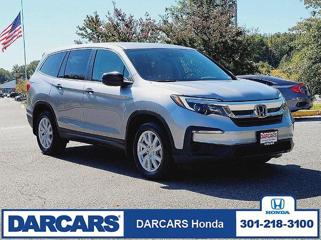 2019 Honda Pilot LX for sale in Bowie, MD