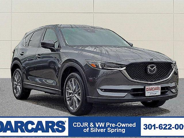 2020 Mazda CX-5 Grand Touring for sale in Bowie, MD