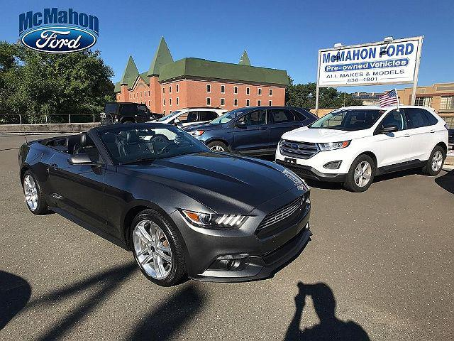 2016 Ford Mustang EcoBoost Premium for sale in Norwalk, CT
