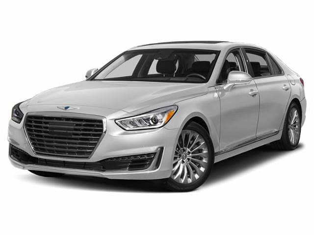 2019 Genesis G90 5.0L Ultimate for sale in Tinley Park, IL