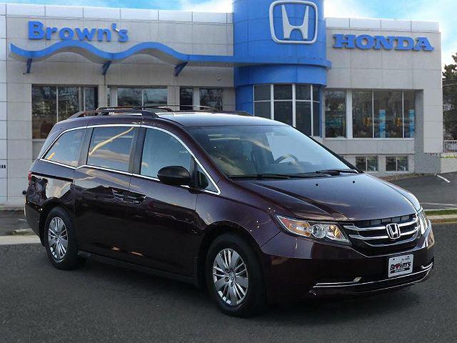 2014 Honda Odyssey LX for sale in Arlington, VA