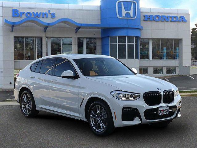 2021 BMW X4 xDrive30i for sale in Arlington, VA