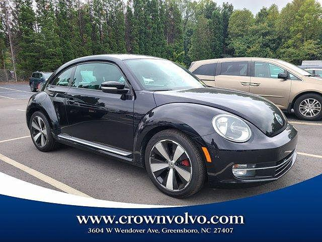 2012 Volkswagen Beetle 2.0T Turbo PZEV for sale in Greensboro, NC