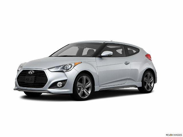 2013 Hyundai Veloster Turbo w/Black Int for sale in Front Royal, VA