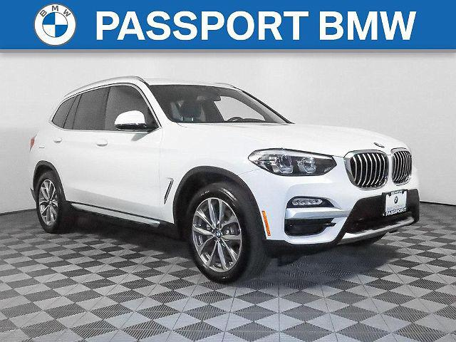 2019 BMW X3 xDrive30i for sale in Marlow Heights, MD