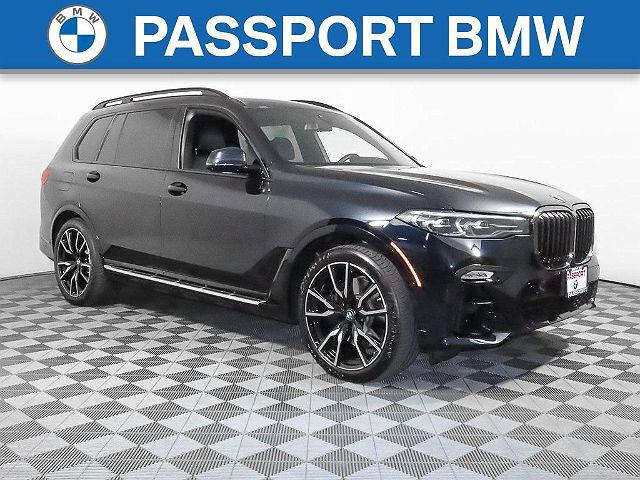 2021 BMW X7 xDrive40i for sale in Marlow Heights, MD