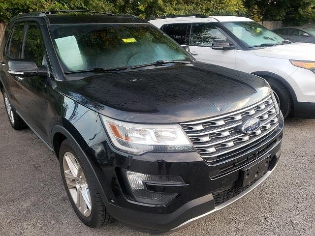 2016 Ford Explorer Limited for sale in Louisville, KY