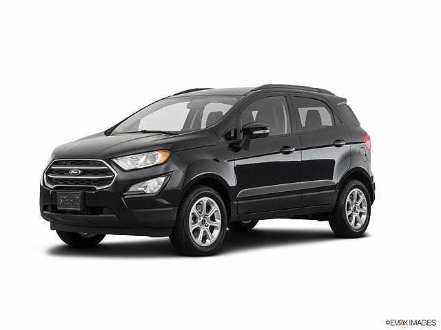 2020 Ford EcoSport SE for sale in Winchester, VA