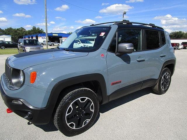 2016 Jeep Renegade Trailhawk for sale in Hudson, FL