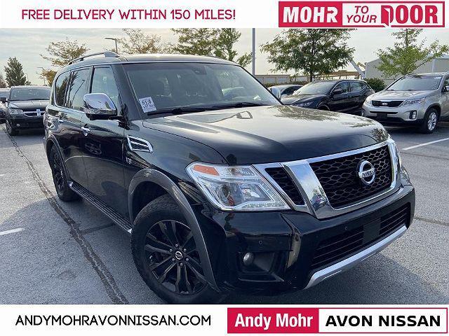 2017 Nissan Armada Platinum for sale in Avon, IN