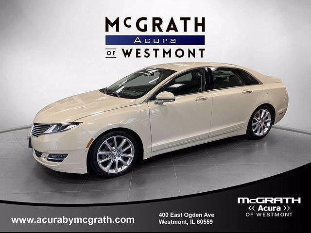 2016 Lincoln MKZ 4dr Sdn AWD for sale in Westmont, IL