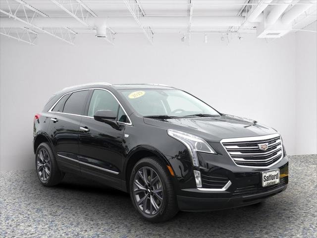 2019 Cadillac XT5 Luxury FWD for sale in Springfield, VA