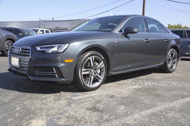2018 Audi A4 Premium Plus/Tech Premium Plus for sale in San Bruno, CA