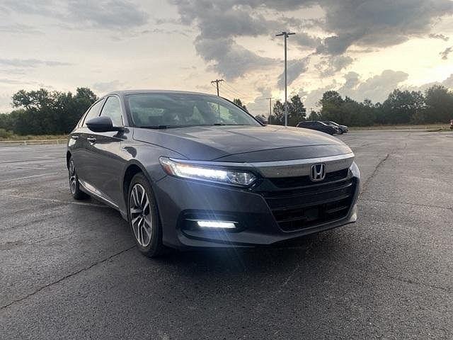 2018 Honda Accord Sedan EX-L for sale in Pryor, OK