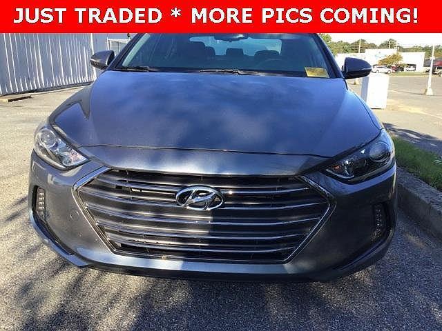 2017 Hyundai Elantra Limited for sale in Glen Burnie, MD